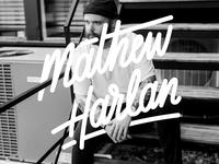 Mathew Harlan