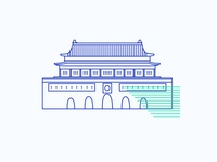 Famous Chinese architecture