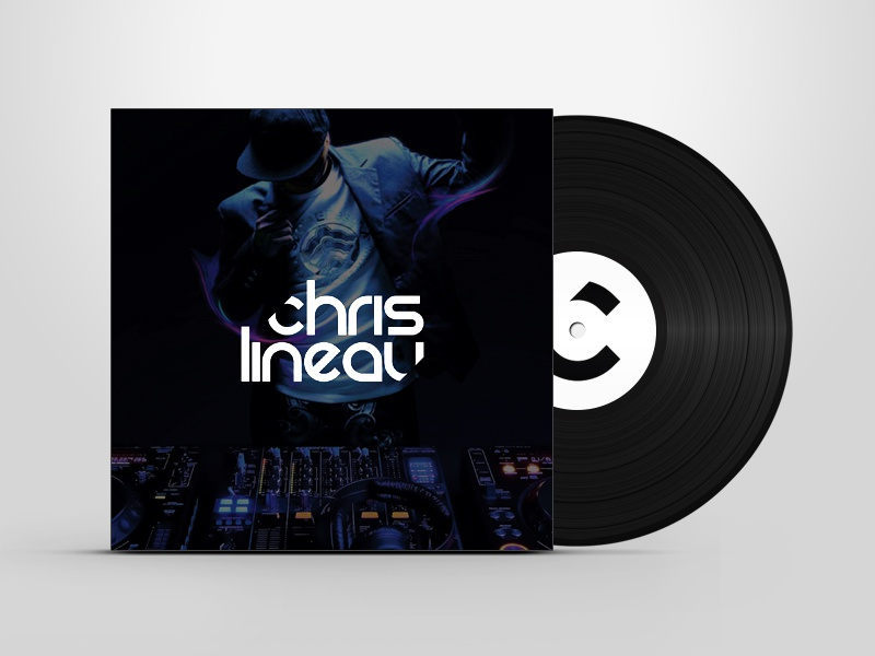 Chris lineau cd artwork