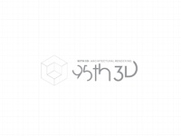02 95th3d logo design
