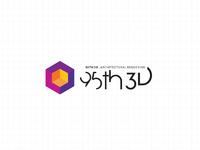 01 95th3d logo design
