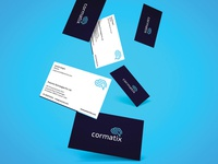 Cormatix - Business Card Design