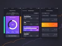 Internet Usage App - Concept