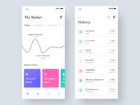 Wallet App Exploration