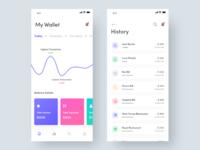 Wallet App Exploration