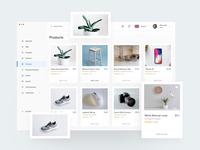 Alaina: Dashboard UI Kit