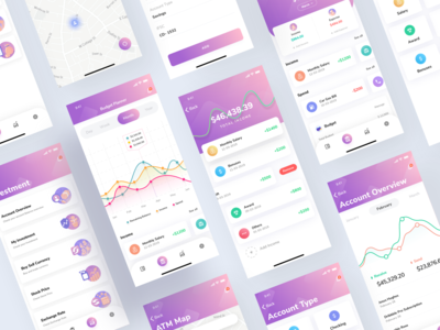 Vault - Financial App UI Kit