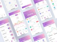 Vault - Financial App UI Kit