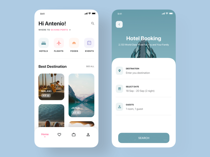 Travel App UI kit app design ios app design mobile app design ios app travel website finance app travel art travelling android iphone dashboard gradient app design ios ux ui travel agency travel app travel