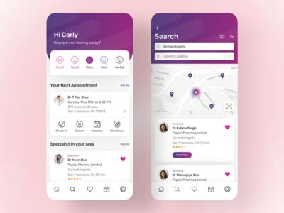 AccessElite - Mobile App Redesign