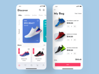 Bright app UI Kit