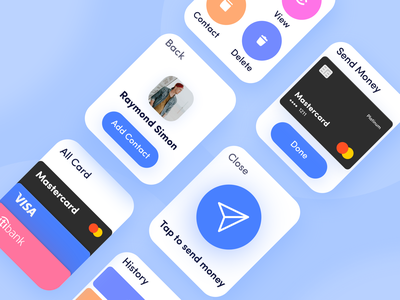 Apple Watch Screens Exploration apple design 2019 android app mobile app apple watch mockup apple watch design apple watch gradient app vector logo dribbble illustration design ios ux ui