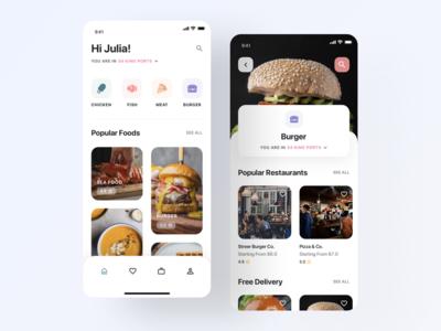 Travel App UI kit