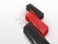 Shifted.edge logo embellishment
