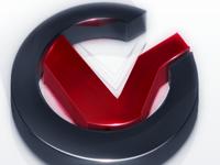 Gamervoice logo embellishment