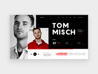 Tom Misch artist homepage