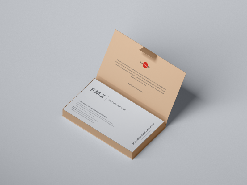 Free Business Cards in Box Mockup psd print template stationery mockups business card design identity freebie free business cards mockup business card mockup mockup psd mockup free free mockup mock-up mockup business card font download branding