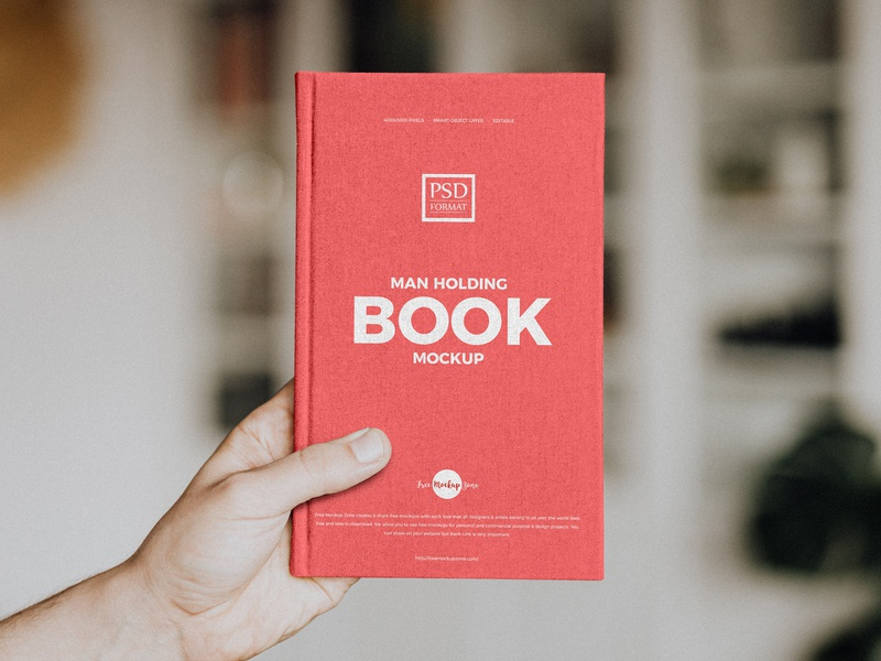 Free Man Holding Book Mockup psd print template stationery mockups logo identity freebie free books mockup book mockup mockup psd mockup free free mockup mock-up mockup book design book download branding