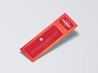 Free PSD Ticket Mockup psd print template stationery mockups mockup template identity freebie free ticket mockup event ticket mockup mockup psd mockup free free mockup mock-up mockup ticket mockup design download branding