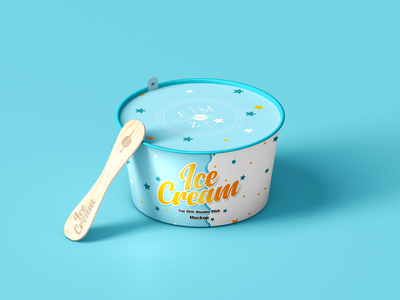 Free Ice Cream Cup With Wooden Stick Mockup psd print template stationery mockups packaging mockup identity freebie free ice cream mockup ice cream cup mockup mockup psd mockup free free mockup mock-up mockup ice cream cup ice cream download branding