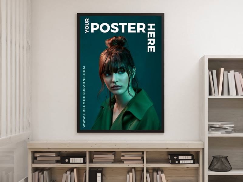 Free Creative Interior Poster Mockup For Designers 2018 mockup template free psd mockup freebie free mockup mockup free psd mockup mockup frame mockup poster mockup poster