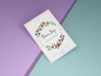 Free Brand Paper Flyer Mockup Psd For Presentation
