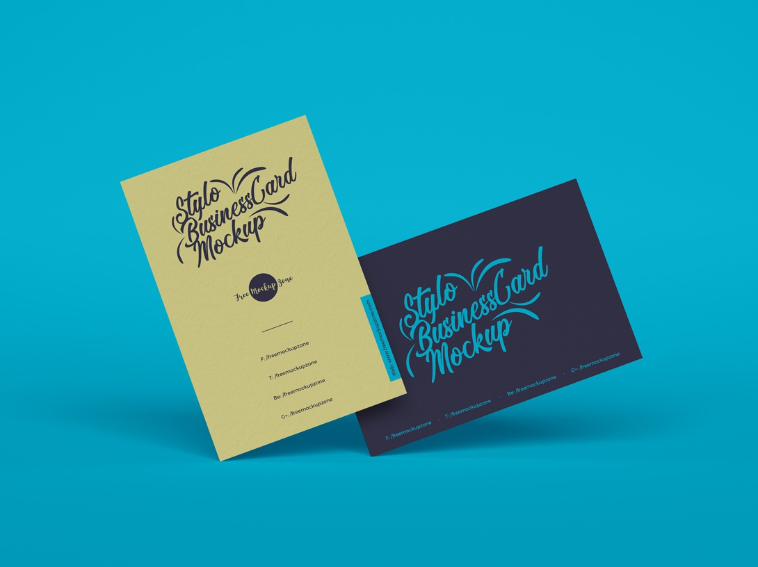 Free Stylo Business Cards Mockup advertising freebies free branding free psd mockup mockup template psd psd mockup mockup psd mockup free freebie free mockup mockup business card mockups business card mockup business card design business card