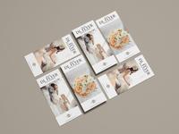 Free Brand Dl PSD Flyer Mockup Design Vol 2