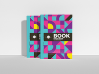 Free Book Mockup For Cover Branding