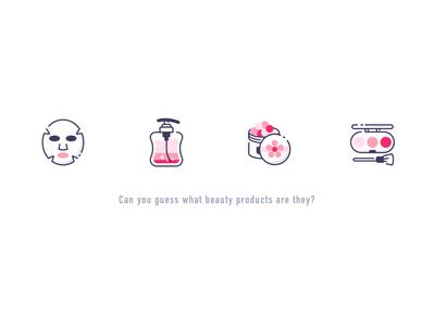 Beauty icon②