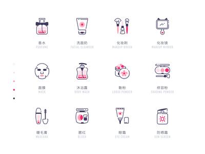 beauty icon ③