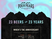 Four Peaks Brewing Company Poster