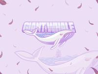 Giant Whale eSports logo | Mascot