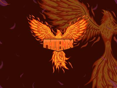 phoenix esport logo