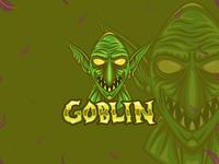 Goblin eSports logo | Mascot