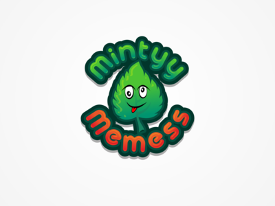 mint logo design