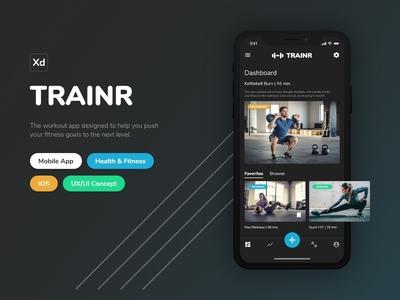 TRAINR Workout App