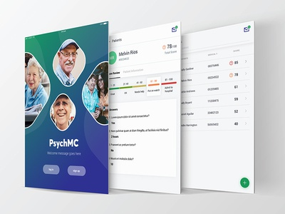 PsychMC Tablet Design