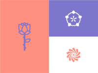 Flower signs