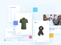 Tailstore (template for OpenCart)