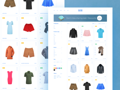 Tailstore (template for OpenCart) Pt. 2