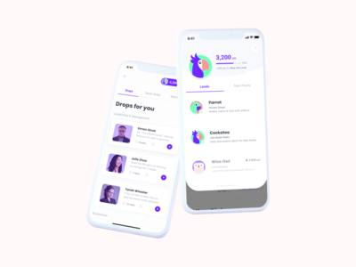 Rewards Program - Book App