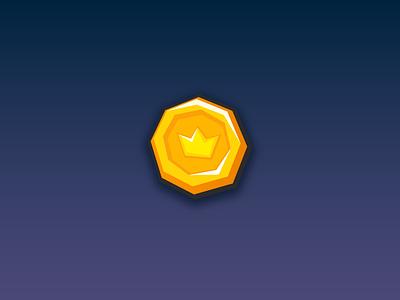 Gold Icon - Game Assets - www.beavystore.com iconpack uiux graphic design 3d branding logo game app illustration vector ux ui design mobile animation