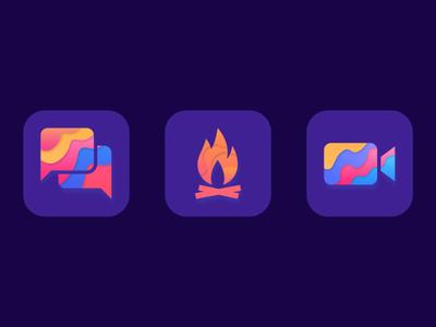 Dark App Icon