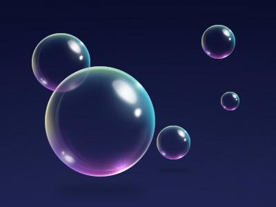 Everyone loves a bubble 3d illustration icon photoshop bbl bubble bubbles gloss shine shiny oil float