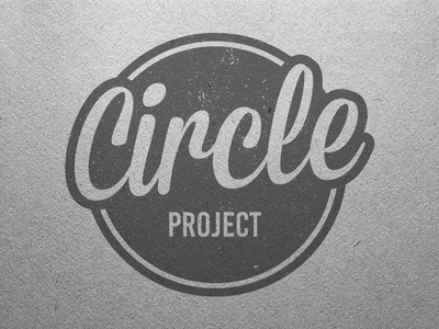 Circle Project Clothing Logo