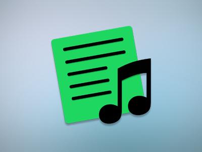 LyricSpotify Icon