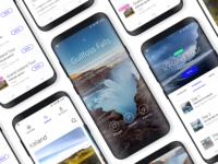 App Concept for Samsung Galaxy 8