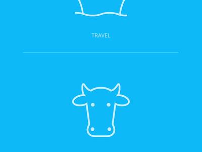 66 Line Icon Set icons psd ai free icons icon pack icon set
