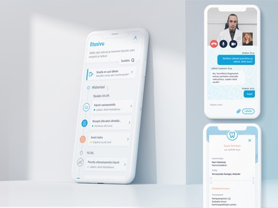 Terveystalo health care application